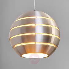 Volo Lights Spherical Volo Aluminium Hanging Light 40 Cm