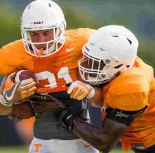 Clips From Ut Vols Practice Aug 24