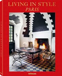 coffee table book ideas living in style paris