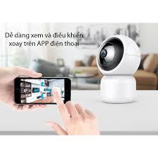 Camera Giám Sát Thông Minh Tuya Tuya Hd 1080p ( Kèm video + ảnh thật ) tại  TP. Hồ Chí Minh