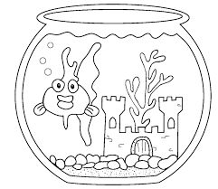 Small Picture Aquarium Fish Coloring Pages Coloring Pages