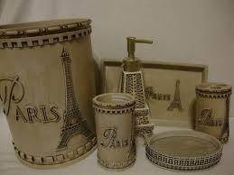 Paris Themed Decor Accessories Amazing Beautiful Paris Themed Bathroom Accessories 32 Ideas About Paris