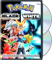 Pokémon Movie 14: Black - Victini & Reshiram / White - Victini & Zekrom:  Amazon.ca: Various, Various: DVD