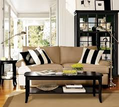 ... Pottery Barn decorated living room. Yay, I have my Room Redo inspiration.  Just add a couple of apple green accessories and you have yourself a ...