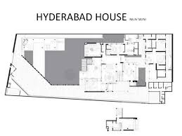 architectural plans of houses. PALMYRA HOUSE GROUND FLOOR PLAN BIJOY JAIN Architectural Plans Of Houses