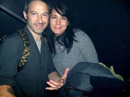 It Came With The Frame | …And just to complete this posting circle,  Ad-Rock... | Kathleen hanna, Kathleen, Fun couple