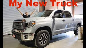 5 Reasons I Bought A 2018 Toyota Tundra Over A Ford F150 - YouTube