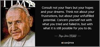 Pope Quotes Custom TOP 48 QUOTES BY POPE JOHN XXIII Of 48 AZ Quotes