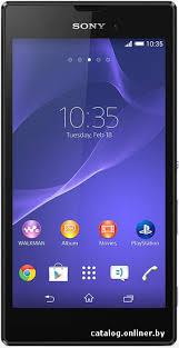 Смартфон Sony Xperia M2 Aqua Black купить в Минске