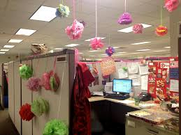 office birthday decoration. Cubicle Decoration For Birthday Diy Minion Party Office