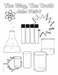 Small Picture Coloring Coloring Pages Science