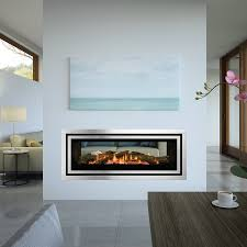 regency greenfire gf1500lst see through gas fireplace