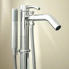 bathtub faucet single handle re replace