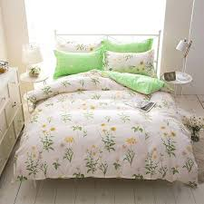 details about country style fl duvet covers set beige full queen bedding sets ikea