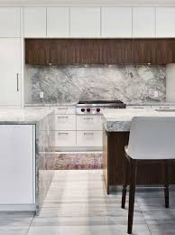 Finalist for custom contemporary kitchen, 241 sq. ft. or more, $75,001 and  over. Project by Hobin Architecture, Irpinia Kitchens & 2H Interior Design.