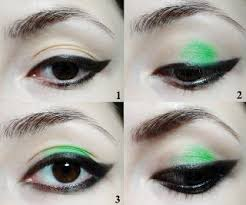 avril lavigne smile makeup tutorial step by step pictures