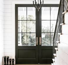 single front doors with glass. Glass Front Doors, However Ours Would Be A Single Door With Windows Next To It. Like This Style Where The Bottom Is Wood \u0026 Not Full Glass. Doors G