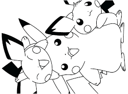 pokemon coloring pages pikachu coloring pages and ash pokemon pikachu coloring pages