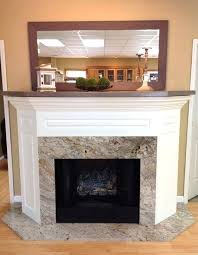 dream granite fireplace surround and hearth ideas