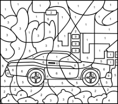 Small Picture Vehicles Coloring Pages