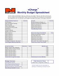 Example Budget Sheet Annual Budget Template Examples Ic Weekly Free Templates In