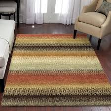 small area rug on carpet