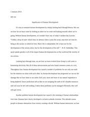 hd life span humn develpmnt alabama page course 2 pages significance of human development essay