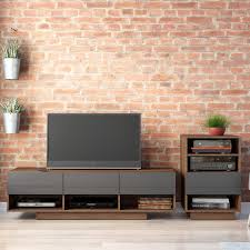 nexera tv stand.  Stand Nexera Radar 60 In TV Stand With Optional Audio Cabinet  MFI669 Throughout Tv
