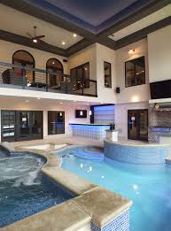 home indoor pool with bar. Indoor Swimming Pool With Extraordinary Design Ideas | Pools, And Houses Home Bar C
