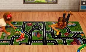 kids play rug
