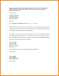 Bank Account Certificate Letter Sample New Sample Request Letter To