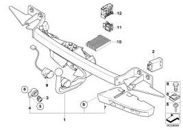 electric tow bar installation manual or schematic needed 5series BMW X3 Bulb Diagram at Bmw E60 Towbar Wiring Diagram