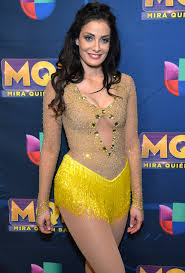 Dayanara Torres on Winning the Mira Quien Baila Dance Contest and ...