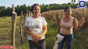 Asi Son las Chicas de El Salvador SV - TRABAJADORAS JESSICA Y PATTY -  YouTube
