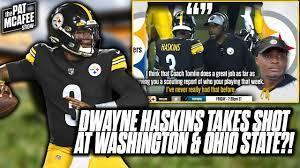 Dwayne Haskins Takes A Shot At ...
