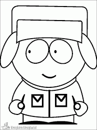 27653 South Park Kleurplaatgif 602802 Cuts Easy Coloring