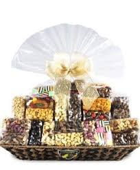 the ultimate indulgence gift basket