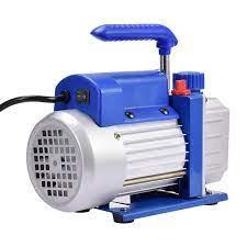Satın al Mavi 4cfm vakum pompası bakım test pompası için uygun otomobil  buzdolapları ile uyumludur r410a, r22, r404a < mağaza