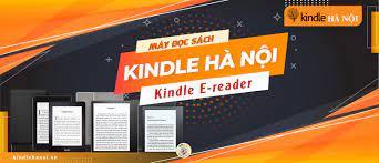 Máy đọc sách Kindle Hà Nội - Home