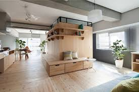 Japanese minimalist furniture Modern Cant Get Enough Treehugger Sign Up Now And Have It Sent Straight To Your Inbox Pinterest Clever Minimalist Partition Expands 689 Sq Ft Tokyo Apartment