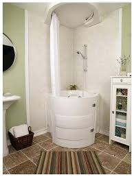 walk in bath and shower top step in bath shower on bathroom this soaking tub with is