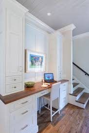 Kitchen Office Best 25 Built In Desk Ideas On Pinterest Home Study Rooms Kids