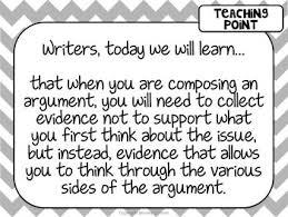 calkins unit plans th grade writing unit research based lucy calkins unit plans 5th grade writing unit 4 research based argument essay