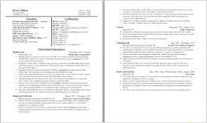 Cissp Resume Example For Endorsement Cissp Resume Example Examples of Resumes 1