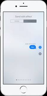 Use message effects with iMessage on your iPhone iPad and iPod