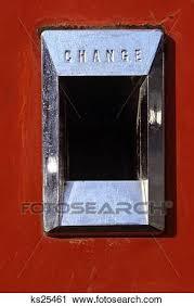 Vending Change Machine New Stock Photography Of Close Up Of Change Slot On Vending Machine