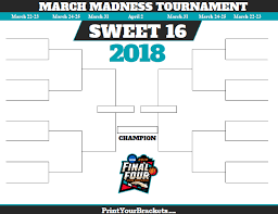 March Madness - 2017
