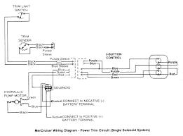 mercruiser trim sender wiring diagram wiring schematics and diagrams mercruiser tilt trim wiring diagram digital