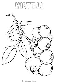 Inverno Maestra Mary Nuova Disegni Da Colorare Frutta Invernale