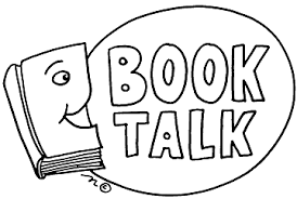 Image result for book talk clipart